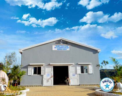 Inauguration d'une maison de prière à Ambalavao : le succès triomphal de l'Eglise, substance des promesses divines